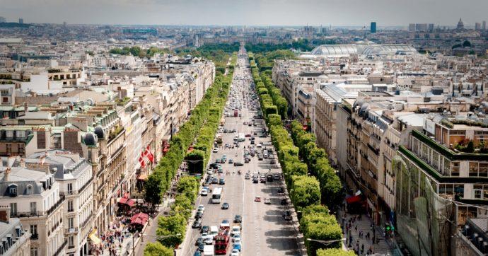 Parigi potrebbe cambiare volto per le Olimpiadi 2024. Per esempio con la 'mobilità dolce'