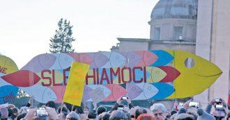 Sardine, il documentario su Loft dei due mesi in piazza del movimento
