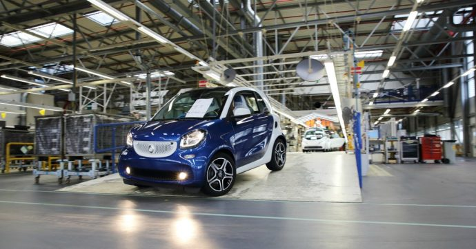 Smart, joint venture tra Daimler e Geely. Le future Fortwo e Forfour parleranno cinese