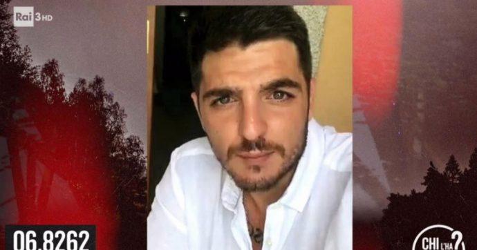 """Chi l'ha Visto si occupa della sparizione di Luigi Mario Favoloso. Sciarelli: """"Sua madre ha fatto denuncia ma non ha voluto parlare con noi"""""""