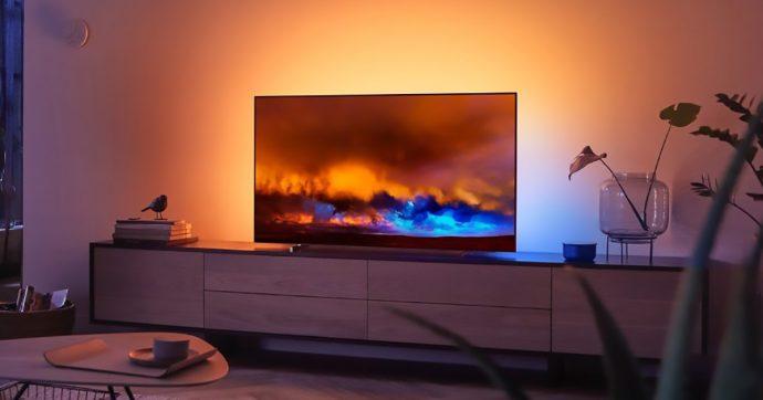 Philips svela al CES 2020 le sue Android TV perfette anche per il gaming