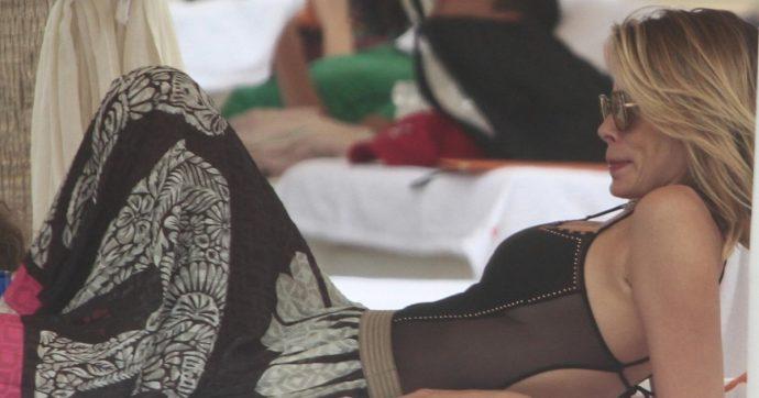 """Aida Yespica: """"Ho amato follemente una donna. Non posso dire chi è perché è famosissima, la conoscono tutti"""""""