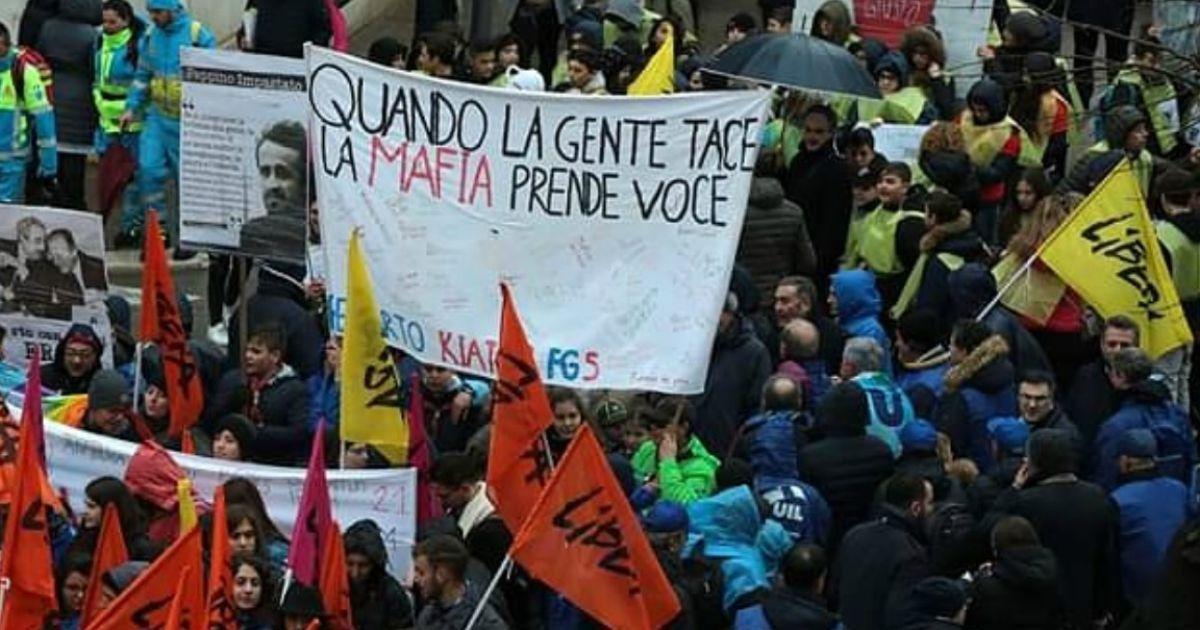 Foggia, contro la mafia anche il sindacato di polizia Siulp. Stavolta sì che lo Stato è presente