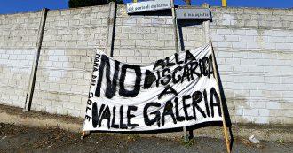 Rifiuti Roma, i 'no' degli uffici tecnici e della Difesa: ma il Comune non torna indietro su Valle Galeria