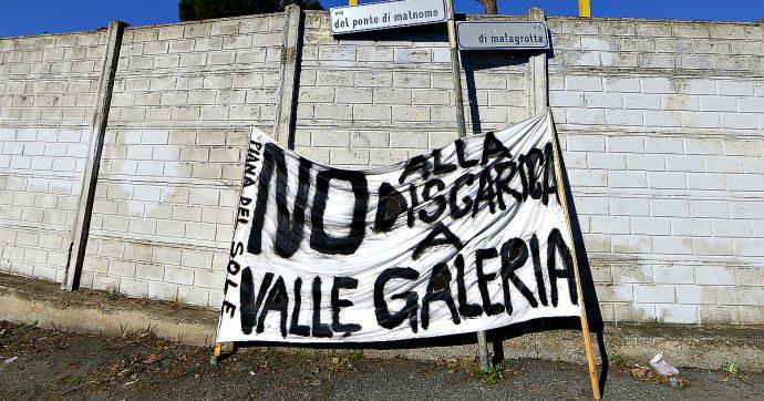 Rifiuti Roma, i 'no' degli uffici tecnici e della Difesa: ma il Comune non torna indietro su Valle Galeria. Oggi la protesta, M5s divisi