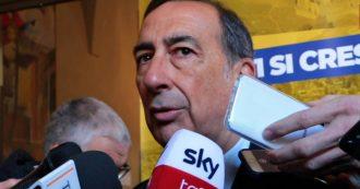 """Sala a Zingaretti: """"Sardine nel centrosinistra? Non è saggio relegarle a ruolo minoritario. Serve coraggio, no a operazione di facciata"""""""