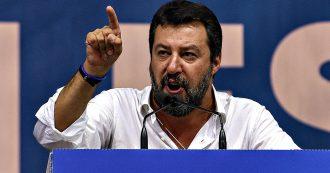"Salvini: ""Antisemitismo in Italia? Colpa di immigrati islamici. Da premier riconoscerò Gerusalemme capitale di Israele"""