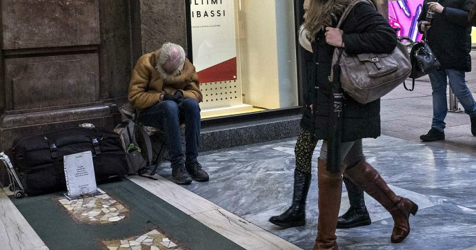 Redditi, si allarga la forbice tra ricchi e poveri: in Italia divario più alto della media Ue. Le maggiori diseguaglianze in Campania e Sicilia