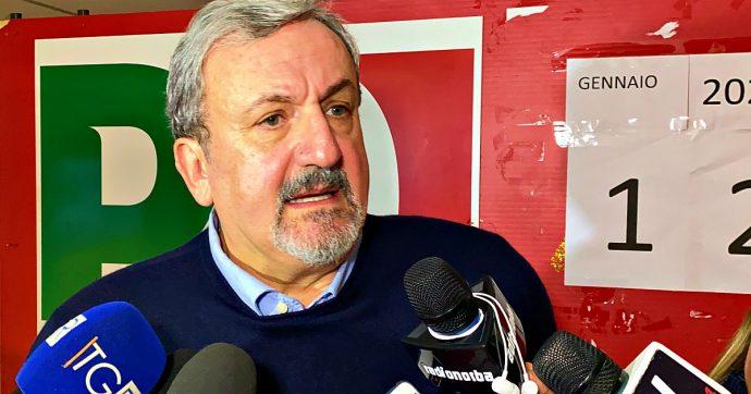 Primarie Pd in Puglia, vince Michele Emiliano con il 70%: è di nuovo il candidato governatore. Alle urne in 80mila: affluenza in calo