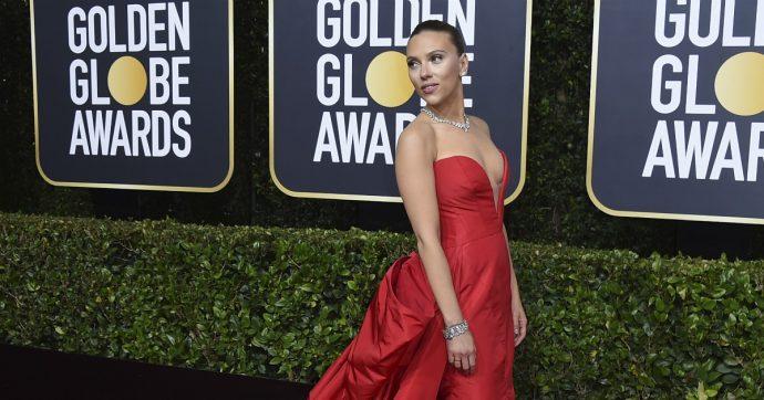 """Scarlett Johansson contro i Golden Globes: """"Organizzazione sessista e razzista, urgente attuare un piano di riforme"""""""