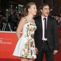 Con Joaquin Phoenix alla presentazione di Her