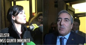 Gregoretti, maggioranza attacca Gasparri: 'Non imparziale, ha votato con centrodestra'. E lui: 'Attenuto a calendario. Ho facoltà di esprimermi'