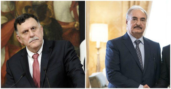 """Libia, non c'è l'accordo per la pace. Ministro degli Esteri russo: """"Sarraj ha firmato, Haftar ha chiesto tempo fino a domani mattina"""""""