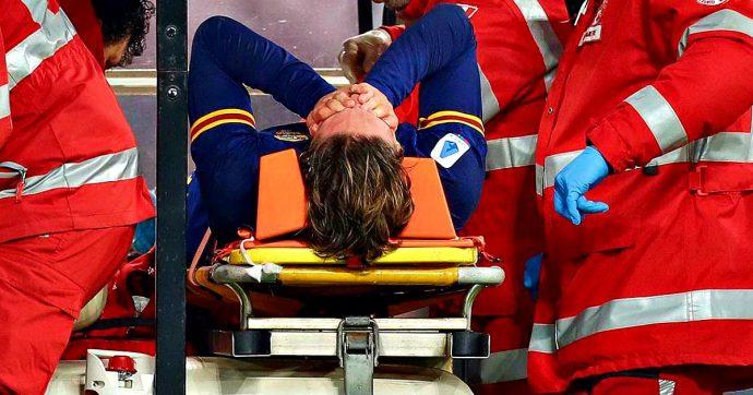 """Nicolò Zaniolo, l'operazione al ginocchio a Villa Stuart. Il ct Mancini: """"Ti aspetto"""". I tempi di recupero per sperare di averlo all'Europeo"""