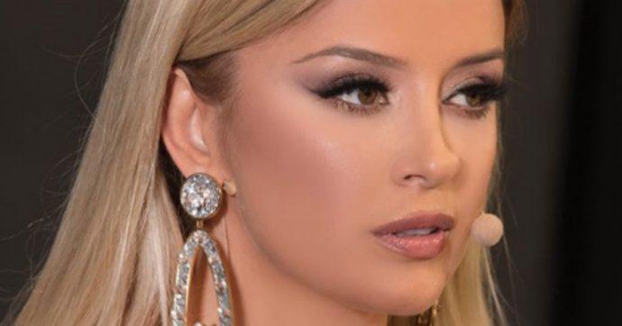 Festival di Sanremo 2020, Alketa Vejsiu sul palco dell'Ariston: ecco chi è la star della tv albanese