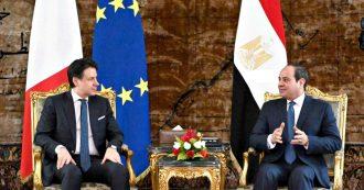 Armi all'Egitto, informativa di Conte durante il Cdm: via libera alla vendita delle due fregate