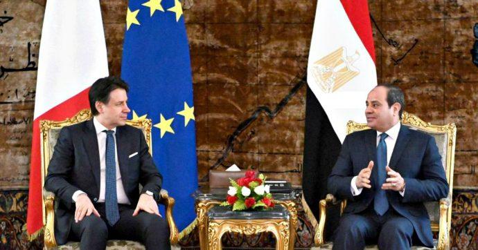 """Giulio Regeni, riprendono i contatti tra investigatori italiani ed egiziani. Conte vede al-Sisi: """"Piena collaborazione"""""""
