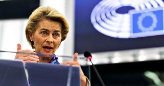 """Coronavirus, von der Leyen annuncia adozione di una roadmap per uscire da restrizioni. Paesi Ue: """"Non consultati"""". E lei cancella conferenza"""
