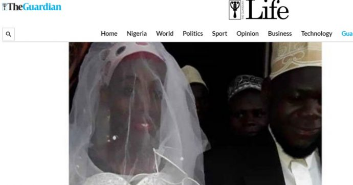 Un imam scopre che la moglie è un uomo dopo due settimane di matrimonio