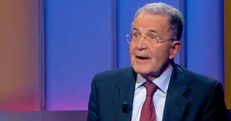 """Prodi: """"Pd in Conclave? Finiamola con il partito che diventa club chiuso di 10 persone che si parlano ed eleggono a vicenda"""""""