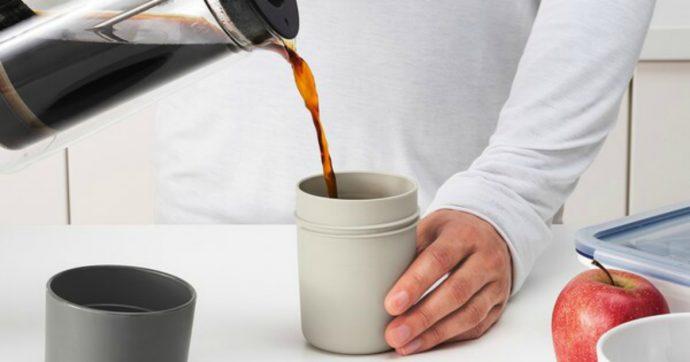 """Ikea avvisa: """"Non utilizzate il bicchiere 'Troligtvis', può rilasciare sostanze chimiche oltre i limiti"""""""