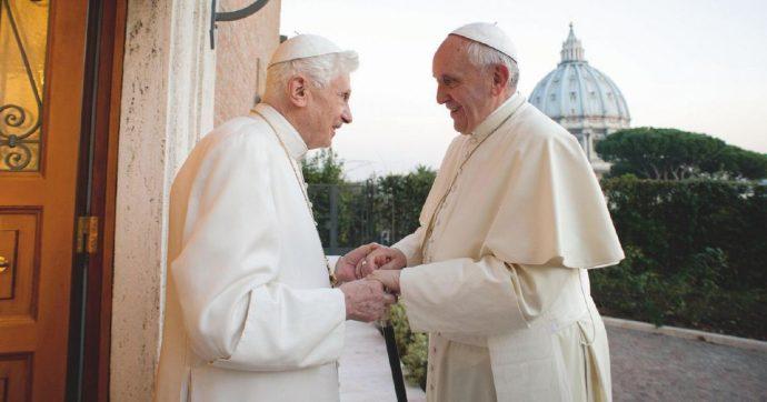 'Un altro papa': undici capitoli per far luce sui reali motivi delle dimissioni di Ratzinger