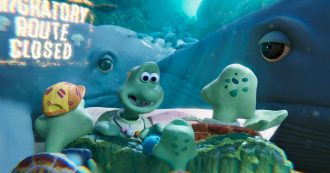 Il ritorno a casa della famiglia di tartarughe si trasforma in tragedia: il corto di animazione di Greenpeace con la voce di Giorgia