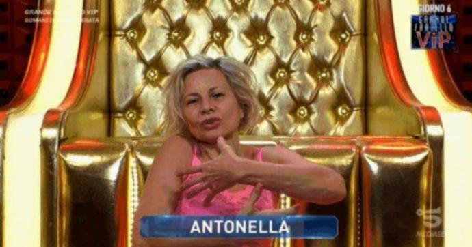 """Grande Fratello Vip, Antonella Elia svela il suo più grande rimpianto: """"Ero arida, incapace di immaginarmi madre. Sono stata codarda"""""""