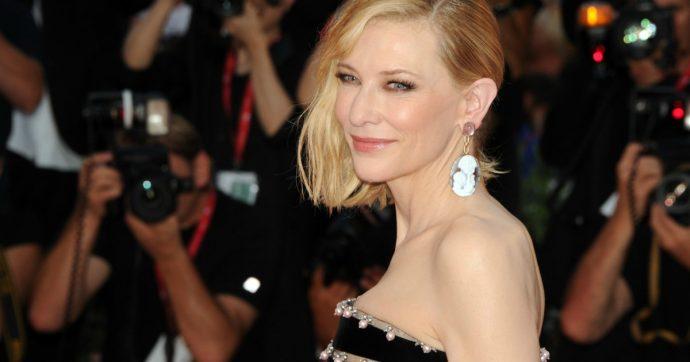 """Cate Blanchett presidente di giuria alla Mostra del Cinema di Venezia 2020: """"Un privilegio e un piacere"""""""