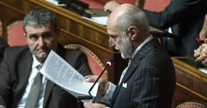 """Senato, Luigi Di Marzio esce dal M5s: """"Additato come traditore per aver firmato il referendum contro il taglio degli eletti"""""""