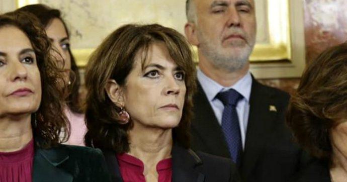 """Spagna, Sanchez nomina la sua ex ministra della Giustizia procuratore generale. """"Senza vergogna, violata la separazione dei poteri"""""""