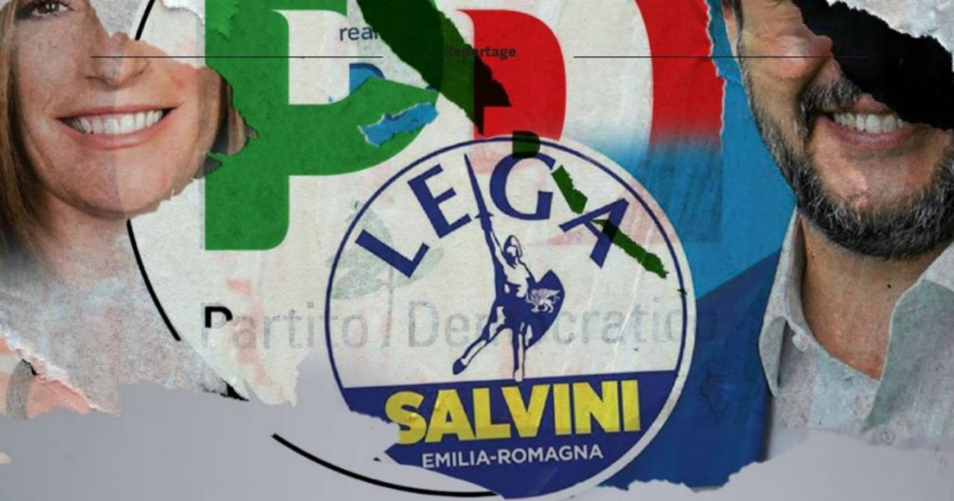 Emilia Romagna, il reportage – Da Mirandola a Luzzara fino a Castelnovo Monti: l'avanzata leghista e la resistenza della sinistra