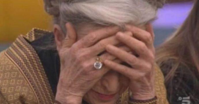 """Grande Fratello Vip, """"Barbara Alberti ricoverata in ospedale"""". Rita Rusic: """"Urla terrificanti e pianti"""", la regia stacca l'inquadratura"""