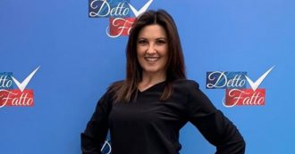 Sanremo 2020: Giovanna Civitillo, moglie di Amadeus, sarà inviata a La Vita In Diretta