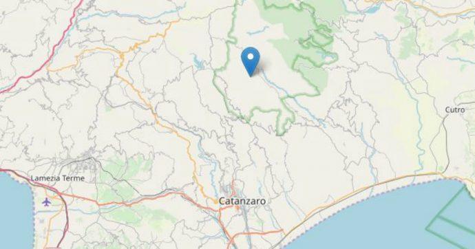 Catanzaro, terremoto di magnitudo 4: scuole chiuse in quattro Comuni per precauzione