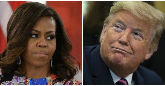 Stati Uniti, Trump cancella la dieta nelle mense scolastiche voluta da Michelle Obama per combattere l'obesità infantile
