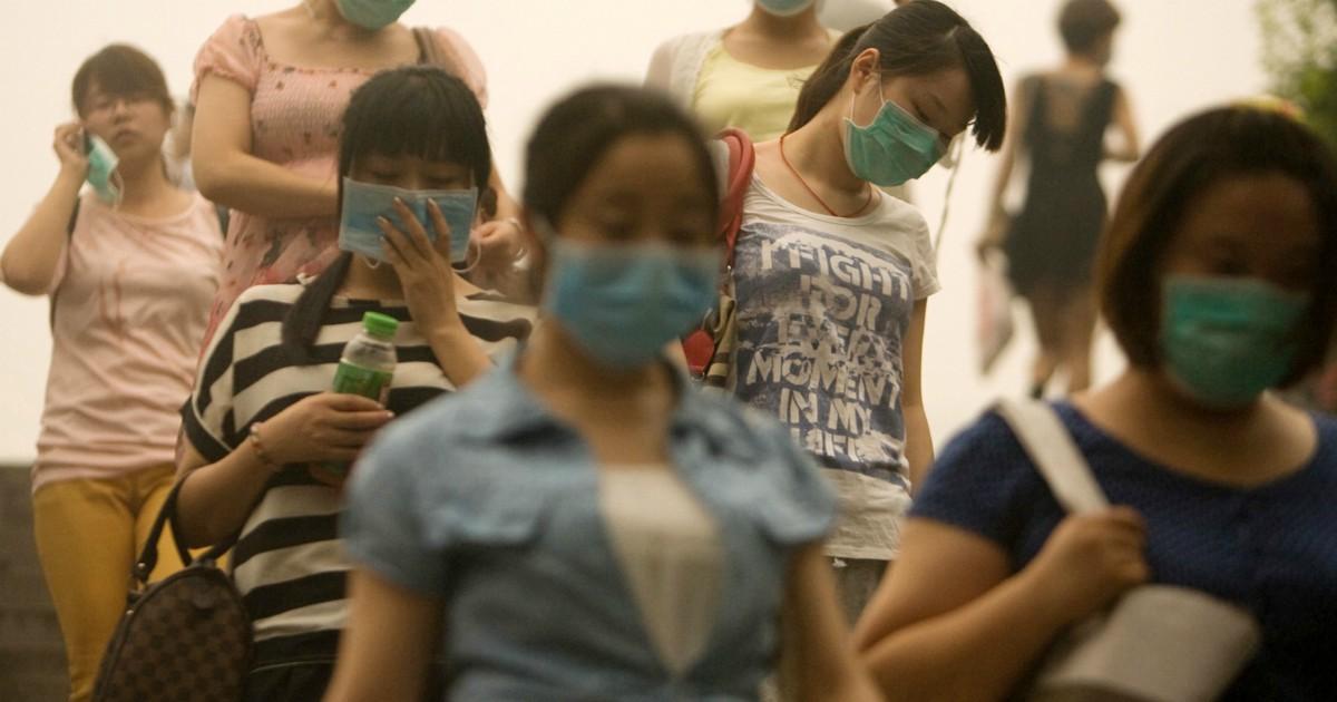 Cina, il nuovo virus è simile alla Sars. Ma al momento non sembra essere altrettanto grave