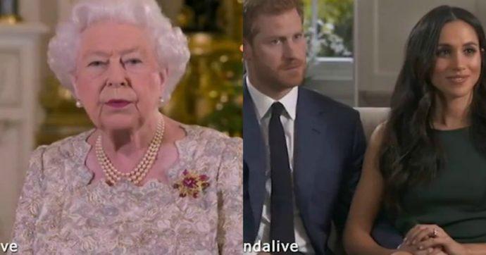"""Il principe Harry è tornato a Londra (sempre senza Meghan Markle): la """"misteriosa"""" visita della regina Elisabetta"""