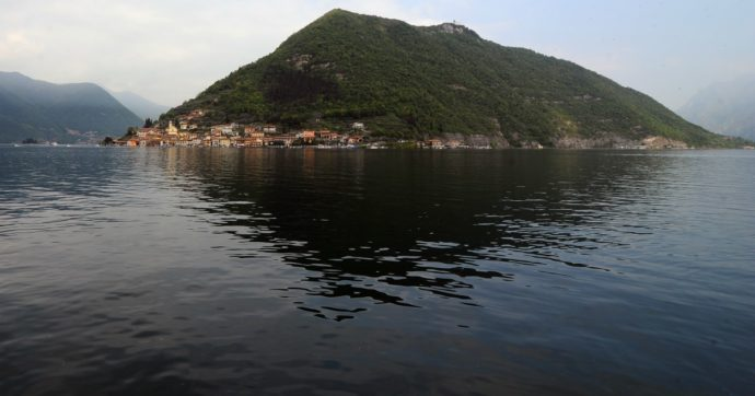Rientra l'allarme frana al Lago d'Iseo, ma la minaccia è sempre incombente