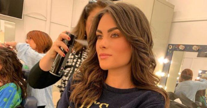 """Festival di Sanremo 2020, Francesca Sofia Novello: """"Ora tocca a Valentino Rossi stare un passo indietro a me"""""""