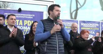 """Gregoretti, Salvini: """"È una barzelletta. Chiederò ai senatori della Lega di mandarmi a processo. I giudici? Non rompano le scatole a chi lavora"""""""