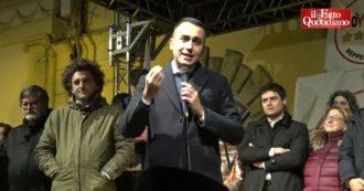 """M5s, Di Maio: """"Ci sono cose da cambiare nel Movimento? Sono il primo a dirlo. Il capo politico da solo non ce la può fare"""""""