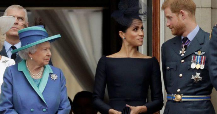 Harry e Meghan, la secondogenita Lilibet Diana ancora fuori dalla linea di successione