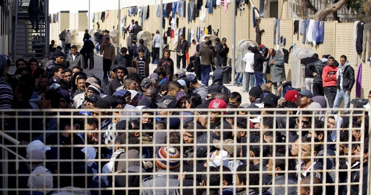 A Strasburgo c'è anche il caso  dell'hotspot di Lampedusa