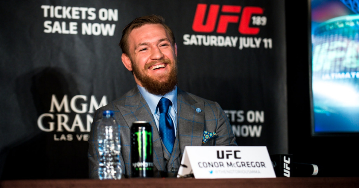 McGregor vs Cerrone: l'imperatore irlandese di arti marziali miste è di nuovo al comando
