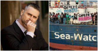 Migranti, da Meloni a Carola: consigliere comunale si dimette e lascia Fratelli d'Italia per imbarcarsi sulla Sea Watch