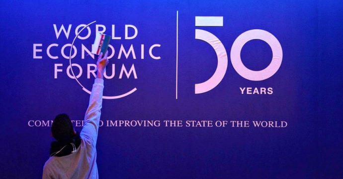"""Davos, al via il Forum economico mondiale (c'è anche Greta). """"Il cambiamento climatico mette a rischio oltre metà del pil"""""""