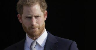 """Il principe Harry rompe il silenzio: """"Io e Meghan non avevamo altra scelta, sono stati mesi di discussioni dopo anni di sfide"""""""