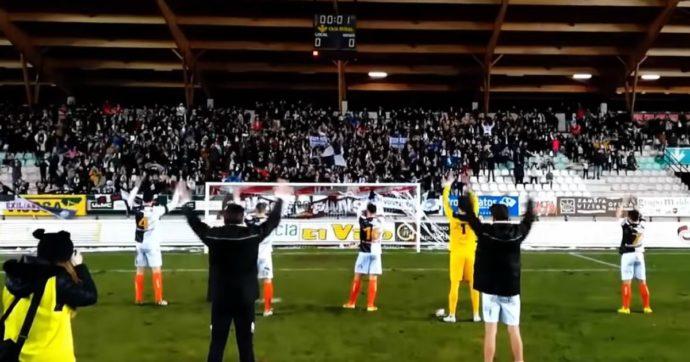 Calcio popolare, il sogno dell'Unionistas de Salamanca: dalla terza serie spagnola, la squadra dei tifosi sfiderà in casa il Real Madrid