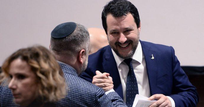 Antisemitismo, il convegno di Salvini sarà stato utile solo se separerà la destra fanatica dai laici